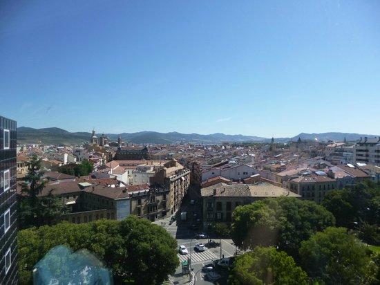 Hotel Tres Reyes: vistas