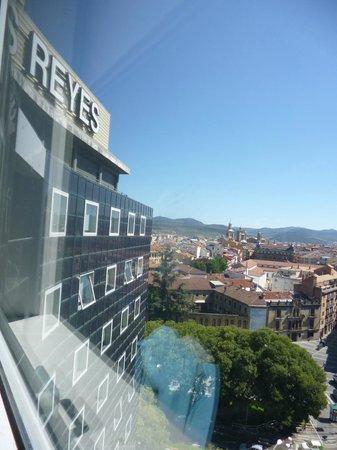 Hotel Tres Reyes: vistas desde el 8º