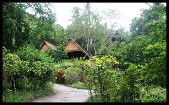 Koh Tao Royal Resort: Sea view room