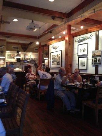 Boatyard Bar & Grill : The Boatyard
