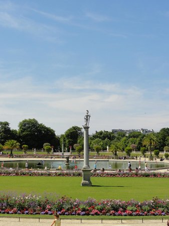Luxembourg Gardens: Jardin du Luxembourg