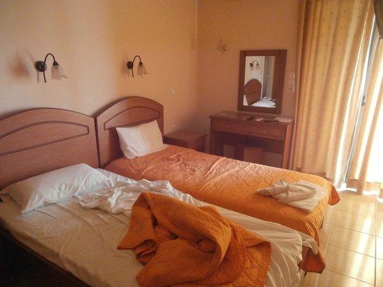 Athinaikon Hotel: Chambre