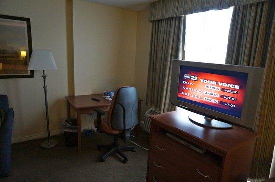 Candlewood Suites Montreal Centre-Ville : chambre