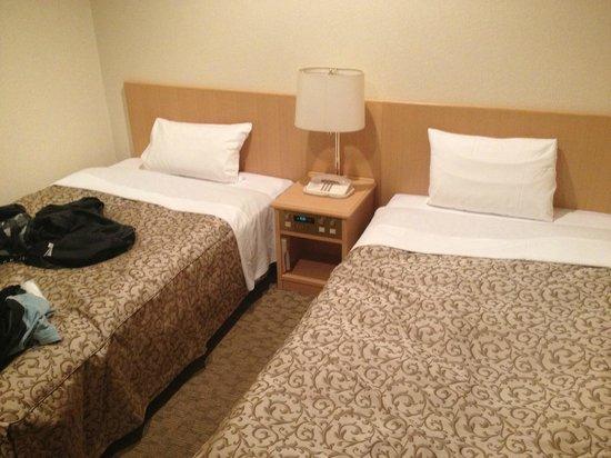 Hotel Grand City : Twin Room