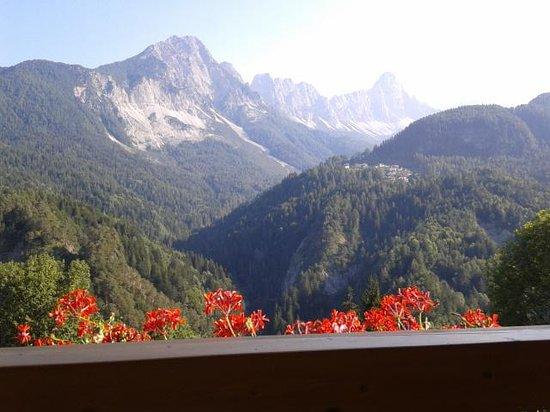 Hotel Meuble' Villa Gaia: Vista dalla camera