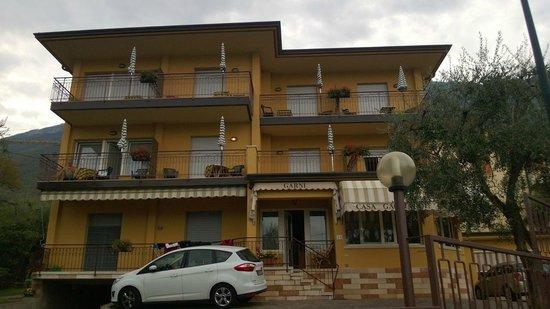 Casa Gagliardi: Отель