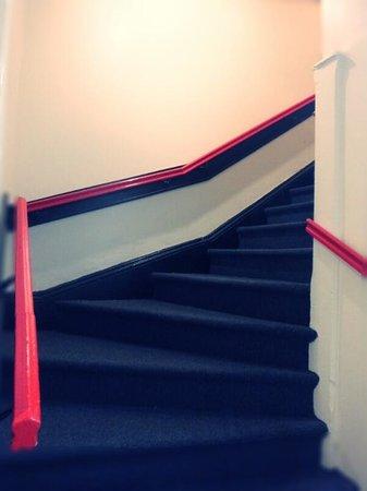 Design Dream: 2階への階段