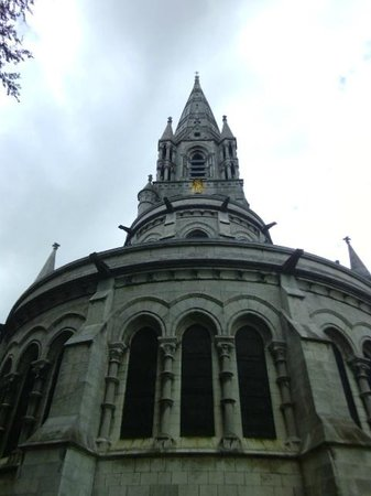 St Fin Barre's Cathedral: Facade 2