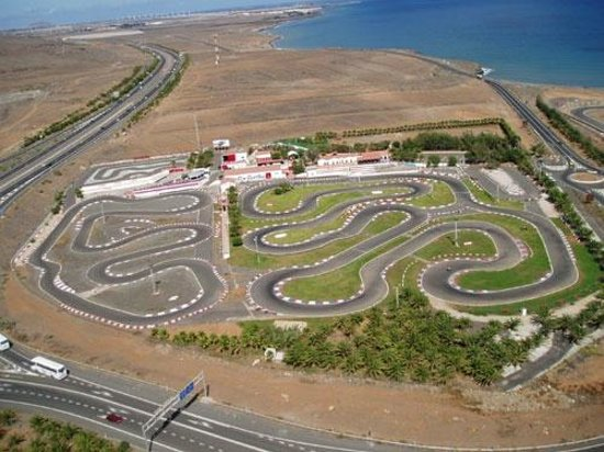 Gran Karting Club Gran Canaria Maspalomas Spain Hours