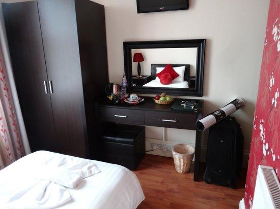 Hotel Makedonia Ltd: Un panier de fruits frais !