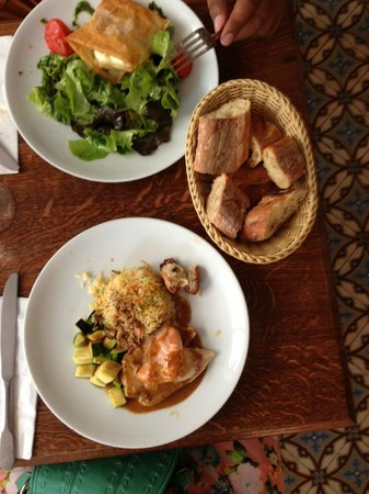 L'Ebauchoir : Outstanding French Food