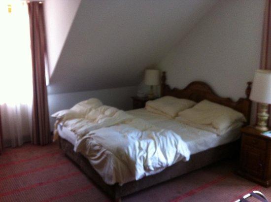 Landhotel Martinshof : Blick von der Tür rechts