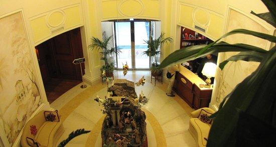 Hotel Palazzo Alabardieri: atrio
