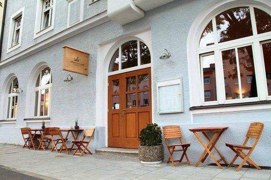Restaurant Upper Eat Side: Restaurant Aussen