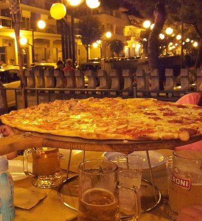 Mai Dire Pizza : ruota pizza