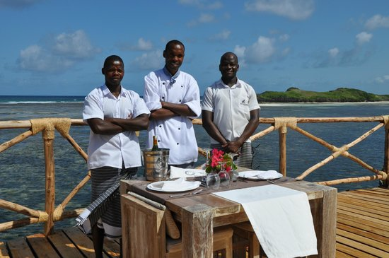 Mawe Restaurant : Our Chef