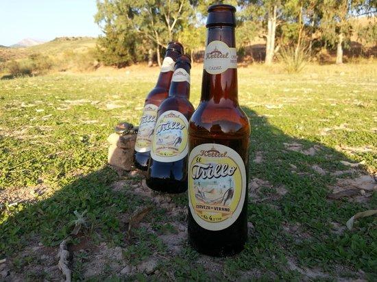 Fábrica de Cerveza Kettal: The end of our beer picnic!