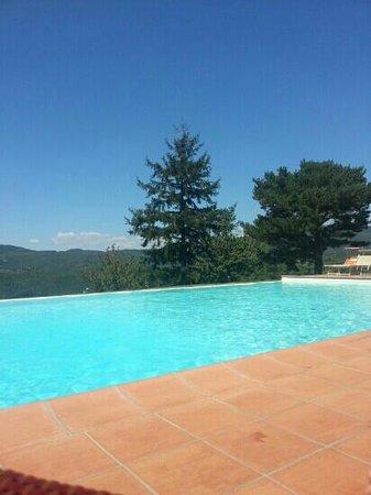 Agriturismo Ca' Lucano: piscina