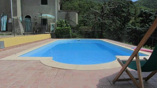 Agriturismo Corboli: The pool available to all guests...