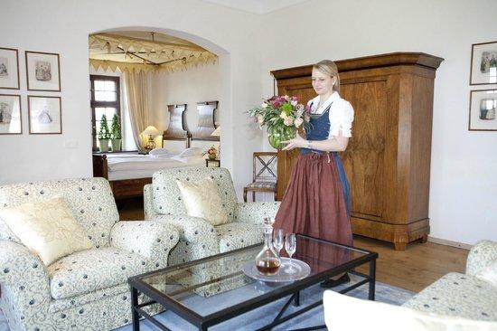 Hotel Burg Wernberg : Herzoginsuite