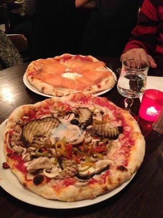 Pizza Sant'Antonio : Pizza!!