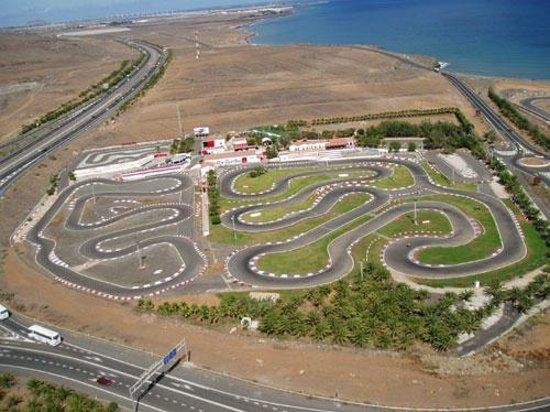 Gran Karting Club Gran Canaria: Pista   Circuit