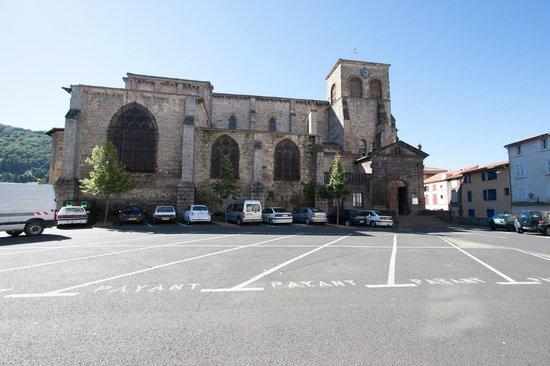 Église Saint-Genès