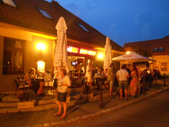 Patriot Trnava Restaurant&Bar&Pension: Terrace