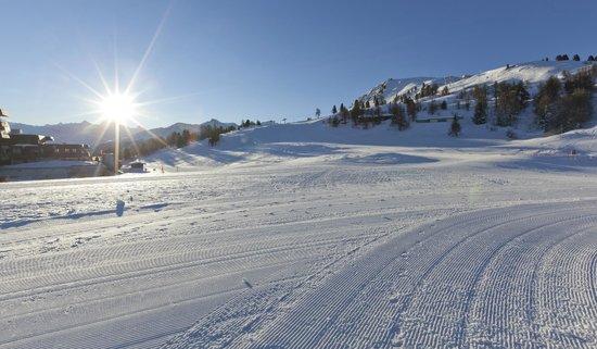 Les Collons, Switzerland: le domaine skiable de Thyon