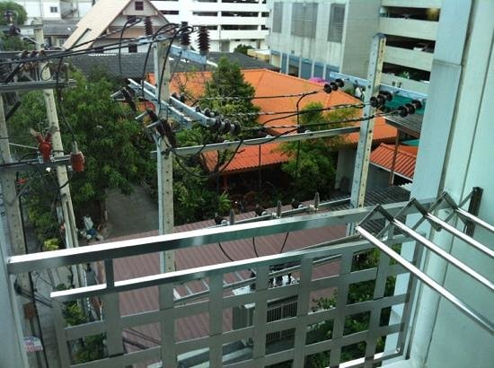SPB Paradise: balcony