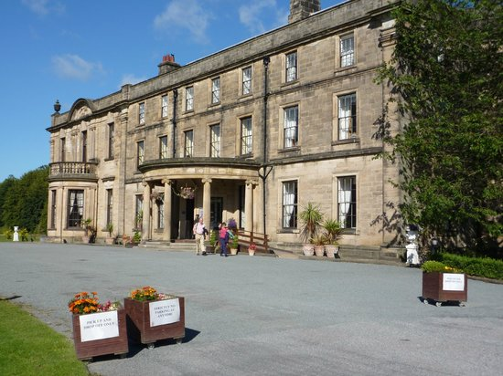 Best Western Beamish Hall Country House Hotel: Front view of hotel