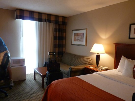 Holiday Inn Hotel & Suites Cincinnati-Eastgate: Room