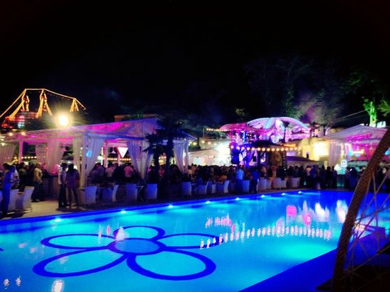 Arcadia district: Ibiza Club: Pool