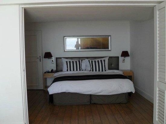 Radisson Blu Hotel Waterfront, Cape Town : Stanza da letto