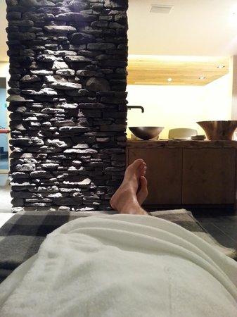 Hotel Sonne: in attesa di un massaggio