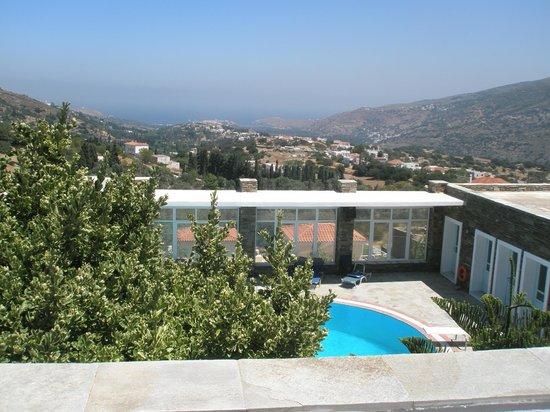 Aiolos Hotel: View