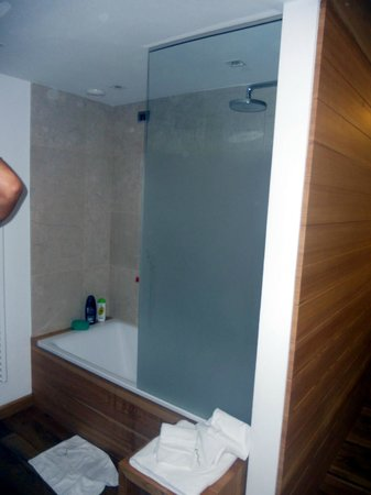 Hotel Larice : vasca