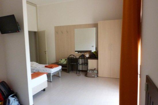 Hotel Fiera Congressi: chambre quadruple