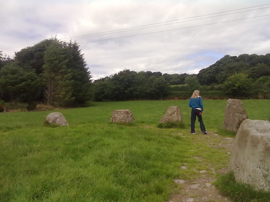 About Cork Taxi Tours Day Tours: Colleen Carroll @ hopwood stone circle
