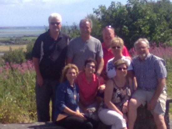 About Cork Taxi Tours Day Tours: Barry Searle and co on the way to waterford