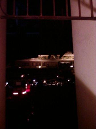 Gromada Airport: balconн