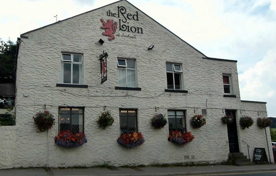 The Red Lion: Main Street End View