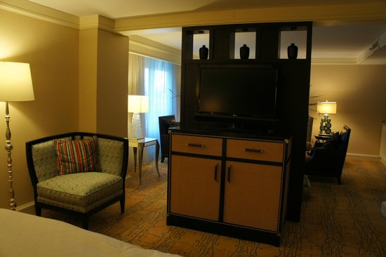 Renaissance Baltimore Harborplace Hotel: Bridal suite