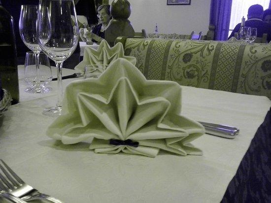 Debra Park Hotel: ... cenone di Ferragosto..  tanto per dare il benvenuto
