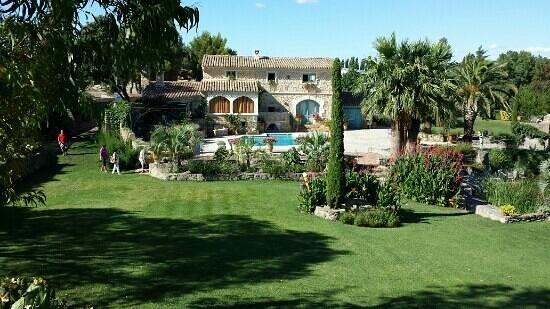 Le jardin d adrien photo de le jardin de saint adrien for Jardin a visiter 78