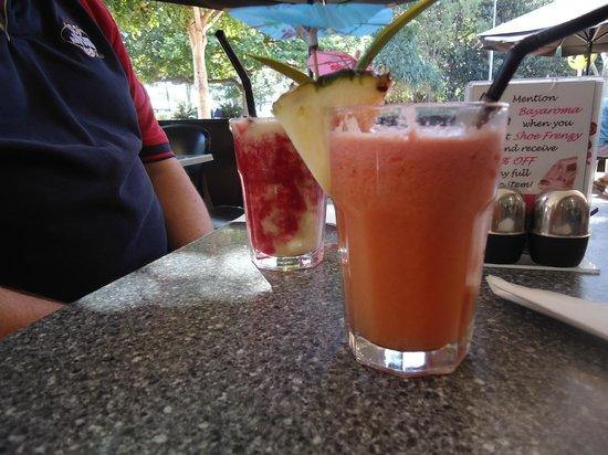 Bayaroma Cafe: Yummy drinks