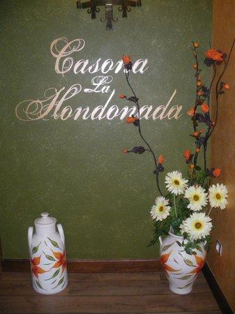 Hotel Casona La Hondonada: Pequeños detalles...