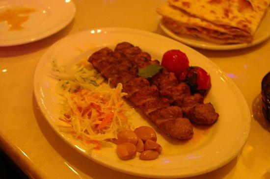 Ensemble de nos plats foto di iran arab restaurant for Aladdin cuisine stoke