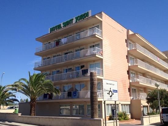 Hotel Sant Jordi: hotel