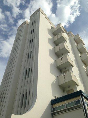 Hotel Aristeo: LA MAESTOSITA' DELL'HOTEL